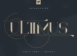 Ultimus Font