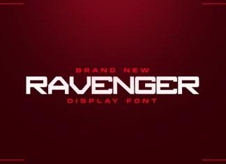 RAVENGER Font