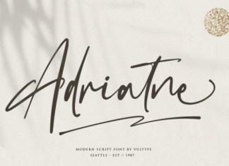 Adriatne Font