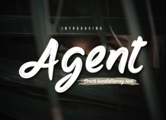 Agent Font