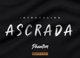 Ascrada Font
