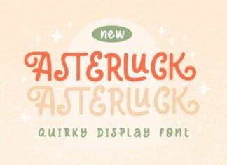 Asterluck Font