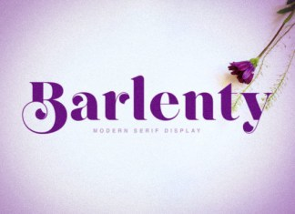 Barlenty Font