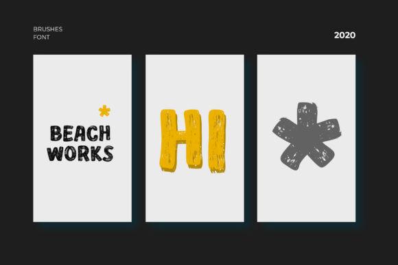 Beachworks Font