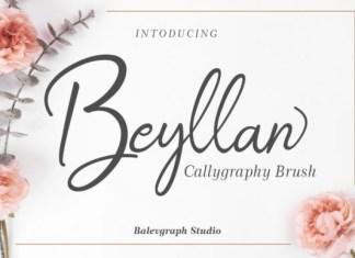 Beyllan Font