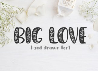 Big Love Font