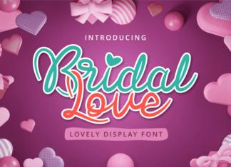 Bridal Love Font