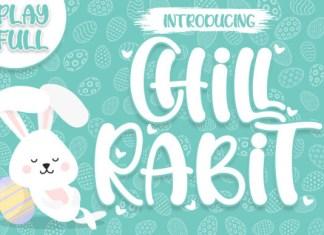 Chill Rabit Font