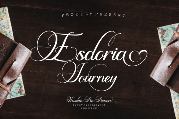 Esdoria Journey Font