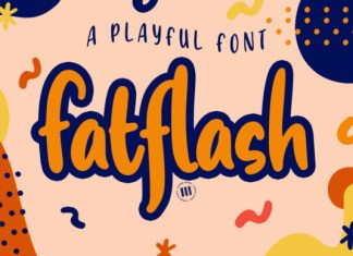 Fatflash Font