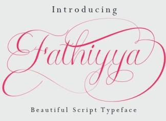 Fathiyya Font