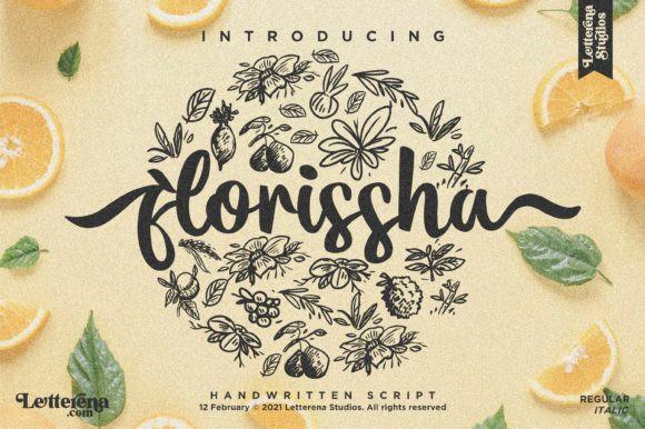 Florissha Font