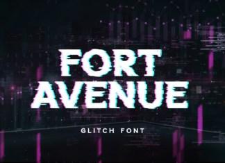 Fort Avenue Font
