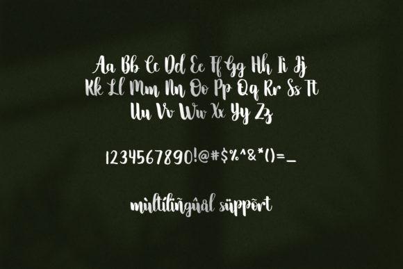 Grinland Font