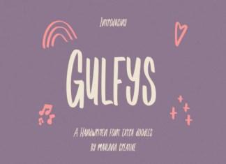 Gulfys Font