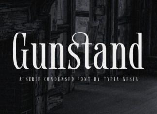 Gunstand Font