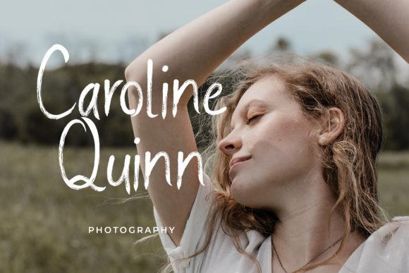 Caroline Quinn Font