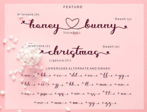 Honey Bunny Font