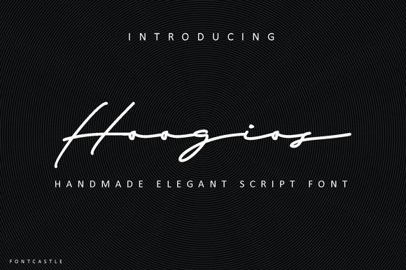 Hoogios Font