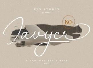 Javyer Font