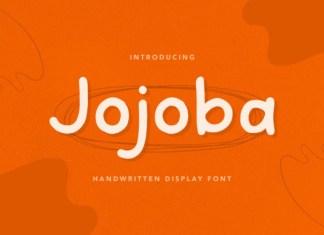 Jojoba Font