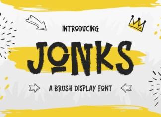 Jonks Font
