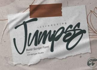 Jumpss Font