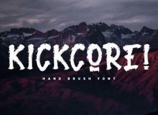 Kickcore Font