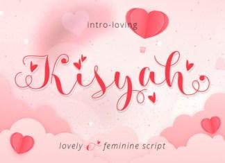 Kisyah Font