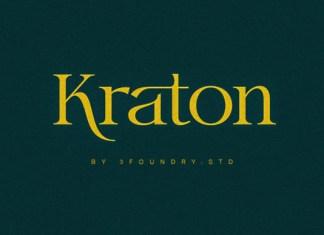 Kraton Font