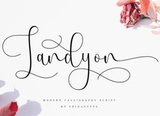 Landyon Font