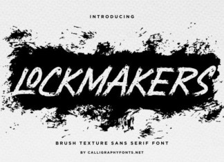 Lockmakers Font