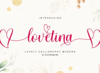 Lovetina Font