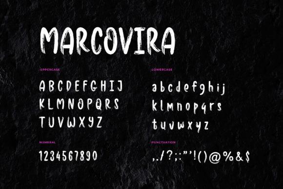 Marcovira Font