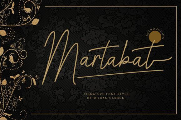 Martabat Font