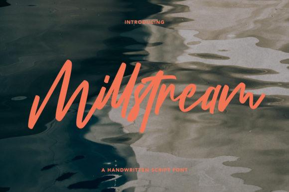 Millstream Font