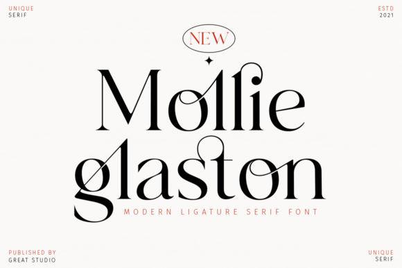 Mollie Glaston Font