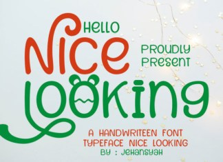 Nice Looking Font