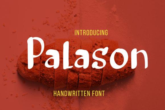 Palason Font
