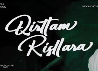 Qirttam Risllara Font