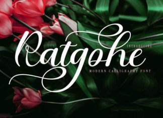 Ratgohe Font