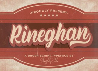 Rineghan Font