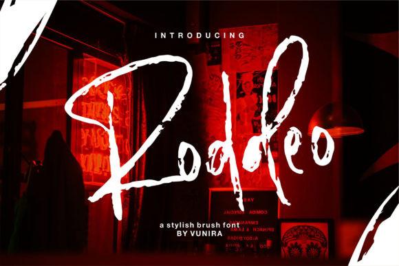 Roddeo Font