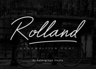 Rolland Font