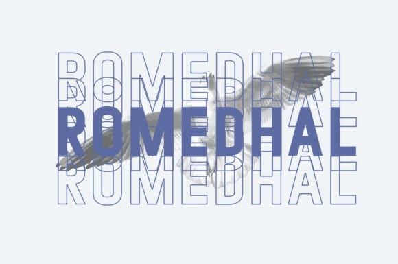 Romedhal Font