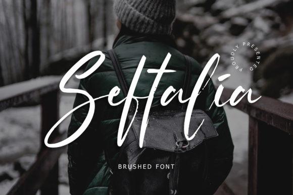 Seftalia Font