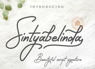 Sintyabelinda Font