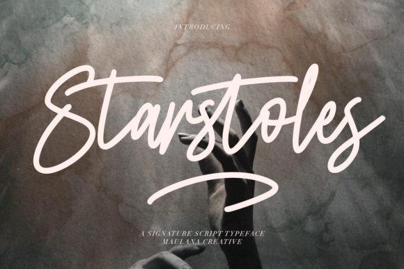 Starstoles Font