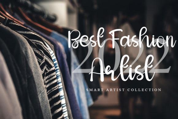 The Fashions Font