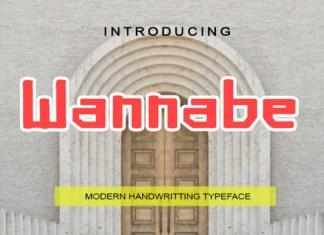 Wannabe Font
